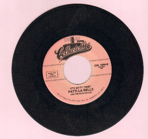 LaBelle, Pattie & The Blue Bells - I Sold My Heart To The Junkman/Itty Bitty Twist (re-issue) - EX8/ - 45 rpm Records