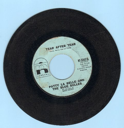 LaBelle, Patti & The Bluebelles - Tear After Tear/Go On (This Is Goodby) (wol) - VG6/ - 45 rpm Records