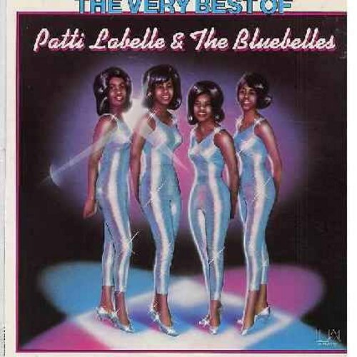 LaBelle, Patti & The Bluebelles - The Very Best Of: I Sold My Heart To The Junkman, You'll Never Walk Alone, Down The Aisle, Danny Boy, Have I Sinned (Vinyl MONO LP record, 1975 issue of vintage recordings) - NM9/EX8 - LP Records