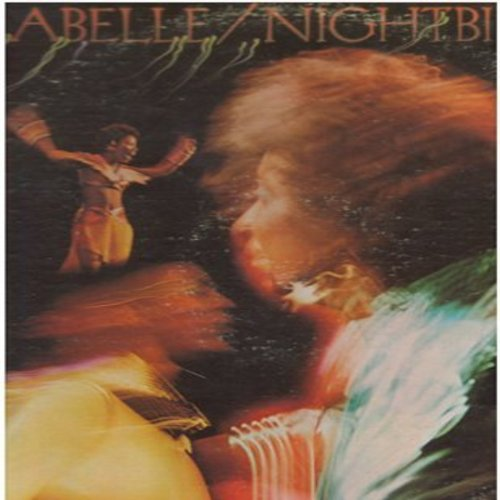 LaBelle - Nightbirds: Lady Marmalade, You Turn Me On, Don't Bring Me Down, Somebody Somewhere (Vinyl STEREO LP record) - EX8/VG7 - LP Records