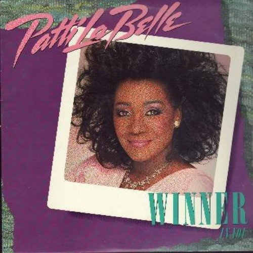 LaBelle, Patti - Winner In You: Oh People, On My Own, You're Mine Tonight, There's A Winner In You (Vinyl LP record) - NM9/NM9 - LP Records