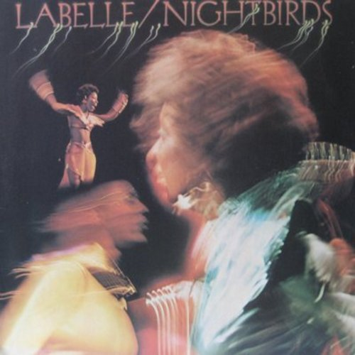 LaBelle - Nightbirds: Lady Marmalade, You Turn Me On, Don't Bring Me Down, Somebody Somewhere (Vinyl STEREO LP record) - NM9/EX8 - LP Records