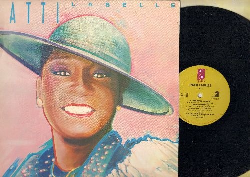 LaBelle, Patti - Patti Labelle: Look To The Rainbow, If You Don't Know Me By Now, Love Symphony, Where I Wanna Be (Vinyl LP record) - NM9/NM9 - LP Records