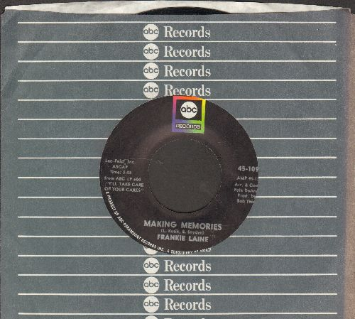 Laine, Frankie - Making Memories/The Moment Of Truth (with ABC company sleeve) - NM9/ - 45 rpm Records