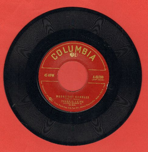 Laine, Frankie - Moonlight Gambler/Lotus Land - NM9/ - 45 rpm Records