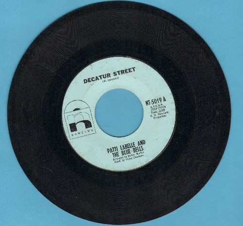 LaBelle, Patti & The Blue Belles - Decatur Street/Academy Award - EX8/ - 45 rpm Records