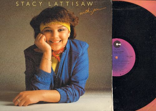 Lattisaw, Stacy - Why You: Love On A Two Way Street, Baby I Love You, You Take Me To Heaven (vinyl STEREO LP record) - NM9/EX8 - LP Records