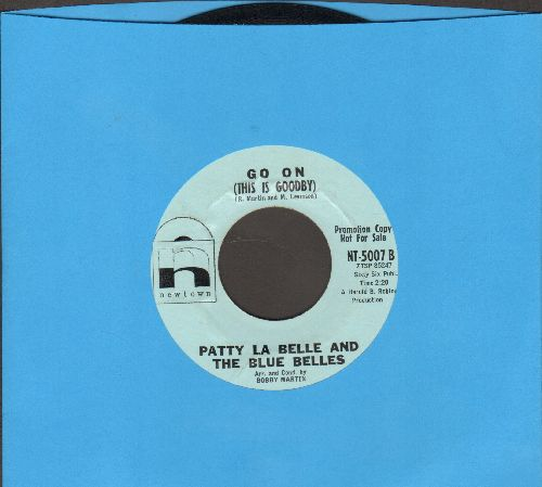 LaBelle, Patti & The Blue Belles - Go On (This Is Goodbye)/I Found A New Love  - NM9/ - 45 rpm Records