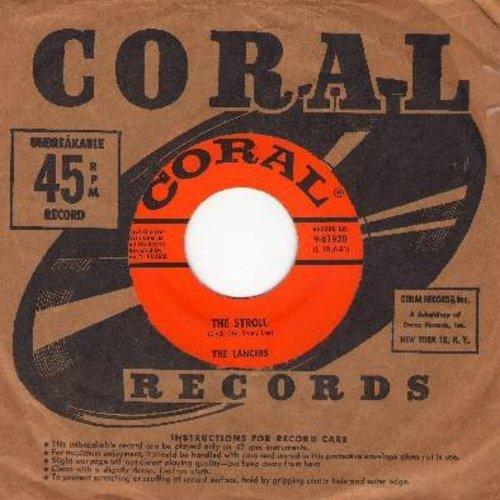 Lancers - The Stroll/Jo-Ann - NM9/ - 45 rpm Records