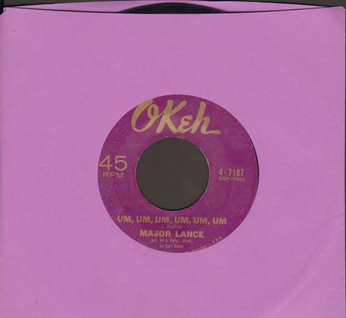 Lance, Major - Um, Um, Um, Um, Um, Um/Sweet Music - VG7/ - 45 rpm Records