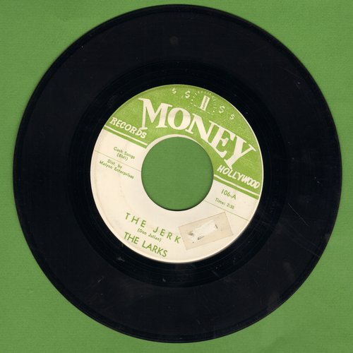 Larks - The Jerk/Forget Me (ssol) - EX8/ - 45 rpm Records