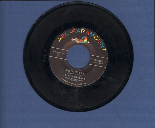 Lawrence, Steve - Footsteps/You Don't Know  - NM9/ - 45 rpm Records
