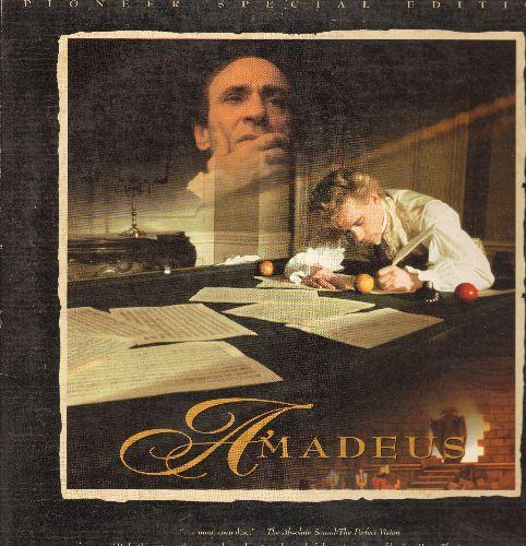 Amadeus - Amadeus Double Special Edition LASERDISC - NM9/EX8 - LaserDiscs