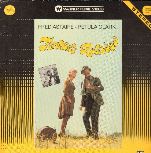 Finian's Rainbow - Finian's Rainbow Double LASER DISC VERSION Starring fred Astaire and Petula Clark - NM9/NM9 - Laser Discs