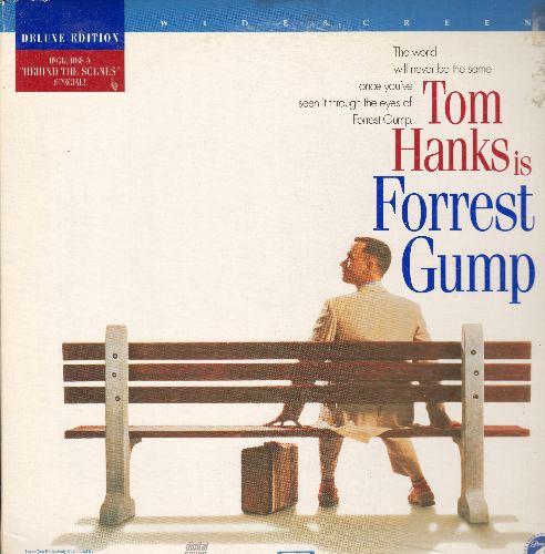 Forest Gump - Forest Gump Double Laser Disc Starring Tom Hanks (soc) - NM9/NM9 - Laser Discs