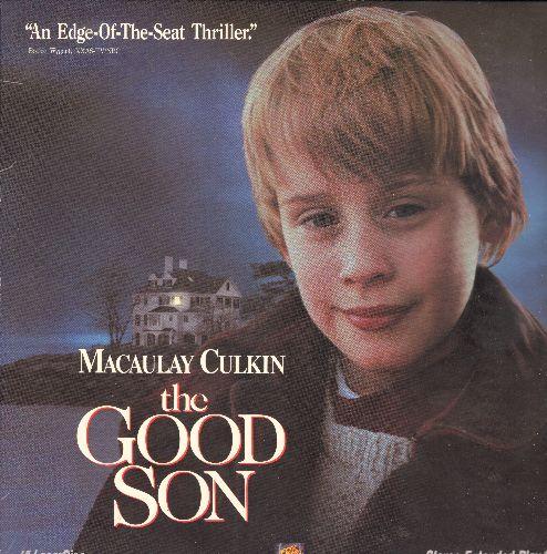 Good Son - The Good Son LASER DISC VERSION Starring Macaulay Culkin - NM9/NM9 - Laser Discs