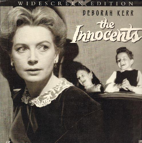 Innocents - The Innocents LASERDISC VERSION Starring Debrorah Kerr - NM9/NM9 - LaserDiscs