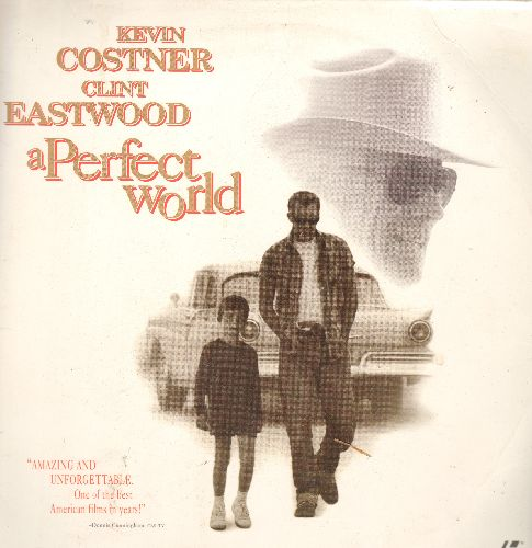 A Perfect World - A Perfect World Double LASER DISC VERSION Starring Keven Costner and Clint Eastwood - NM9/NM9 - Laser Discs