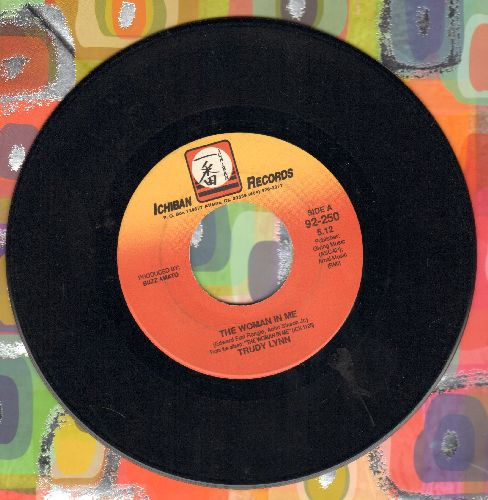 Lynn, Trudy - The Woman In Me/I've Been Thinkin' - EX8/ - 45 rpm Records
