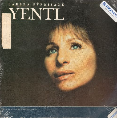 Yentl - Yentl Double LASER DISC VERSION Starring Barbra Steisand (SEALED) - SEALED/SEALED - Laser Discs