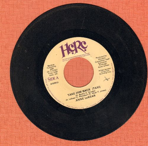 LeSear, Anne - Take Him Back (Taxi) (Parts 1 + 2) - VG7/ - 45 rpm Records