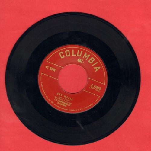 Les Compagnons De La Chanson - Ave Maria (English)/Sweet Marie - NM9/ - 45 rpm Records