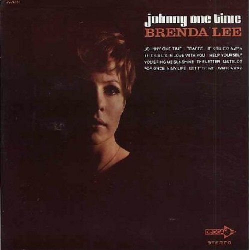 Lee, Brenda - Jonny One Time: Help Yourself Traces, This Girl's In Love With You, The Letter, Let It Be Me, Walk Away (Vinyl STEREO LP record) - NM9/VG6 - LP Records