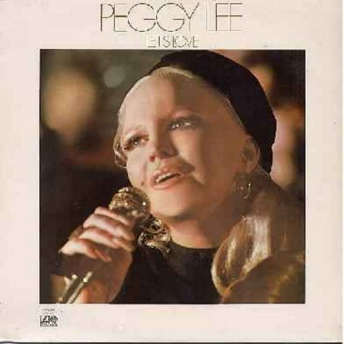 Lee, Peggy - Let's Love: Always, You Make Me Feel Brand New, The Heart Is A Lonely Hunter, Sometimes (Vinyl STEREO LP record, 1974 first issue) - NM9/EX8 - LP Records