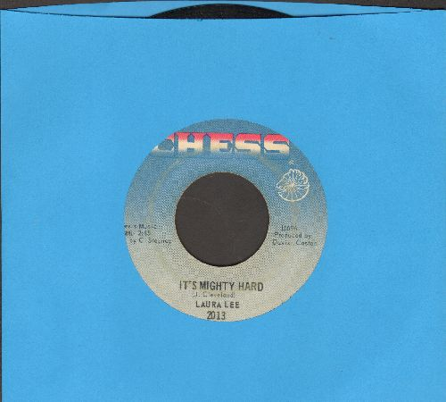 Lee, Laura - It's Mighty Hard/Dirty Man - VG6/ - 45 rpm Records