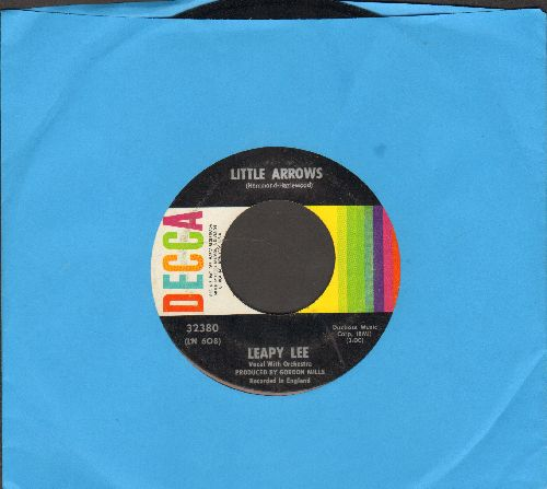 Lee, Leapy - Little Arrows/Time Will Tell  - EX8/ - 45 rpm Records