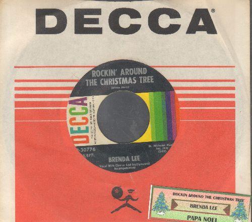 Music Original 1 X Canada Decca Unbreakable 45 Rpm On Rear Records Company Sleeve