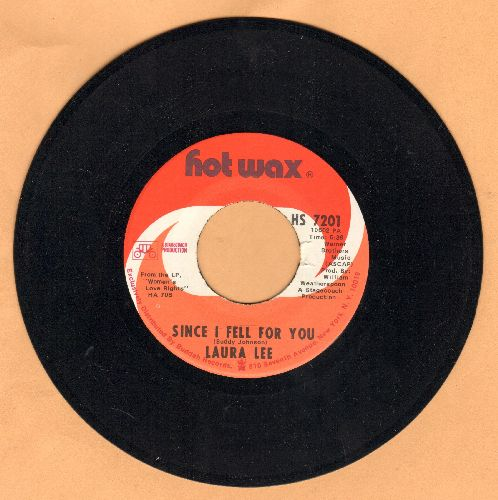 Lee, Laura - Since I Feel For You/I Don't Want Nothing Old (But Money) - NM9/ - 45 rpm Records