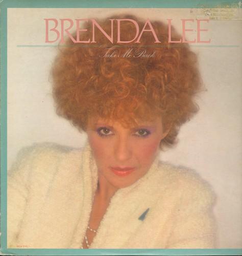 Lee, Brenda - Take It Back: Broken Trust, Cracker Jack Diamonds, Too Many Nights Alone (Vinyl STEREO LP record, DJ advance pressing) - NM9/EX8 - LP Records
