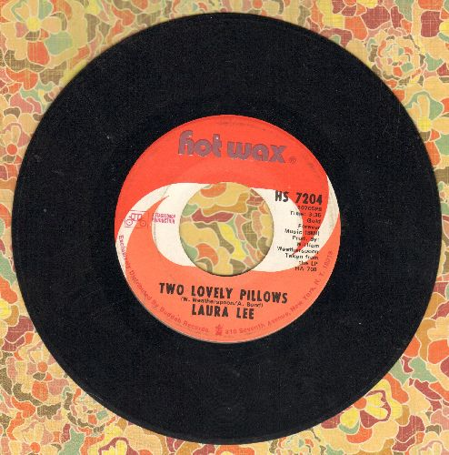 Lee, Laura - Two Lonely Pillows/Rip Off - VG7/ - 45 rpm Records