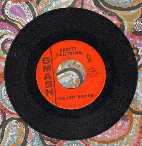 Left Banke - Pretty Ballerina//Lazy Day - VG7/ - 45 rpm Records