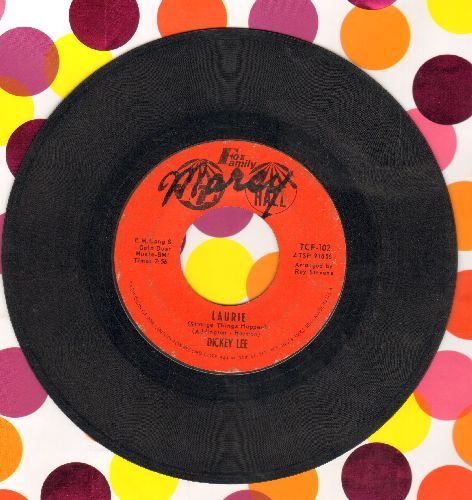 Lee, Dickey - Laurie (Strange Things Happen)/Party Doll  - VG6/ - 45 rpm Records