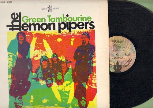 Lemon Pipers - Green Tambourine: Rice Is Nice, Blueberry Blue, Rainbow Tree, Shoeshine Boy (vinyl STEREO LP record) - NM9/NM9 - LP Records