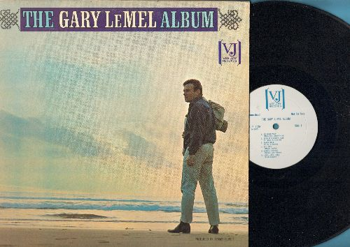 LeMel, Gary - The Gary LeMel Album: On Broadway, Satin Doll, I'll Know, I'll Set My Love To Music (Vinyl MONO LP record, DJ avance pressing, woc) - NM9/EX8 - LP Records