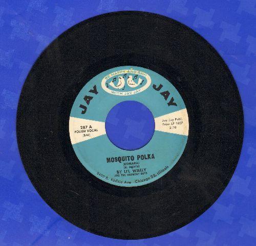 Li'l Wally - Mosquito Polka/I Want A Sweetheart - NM9/ - 45 rpm Records