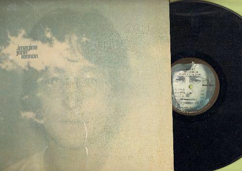 Lennon, John - Imagine: Give Me Some Truth, Oh Yoko!, How Do You Sleep?, It's So Hard (vinyl STEREO LP record) - EX8/EX8 - LP Records