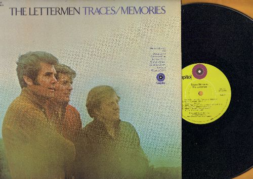 Lettermen - Traces/Memories: Hang On Sloopy, Jean, Dream Lover, For Your Love, Where Is Love? (Vinyl LP record) - NM9/NM9 - LP Records