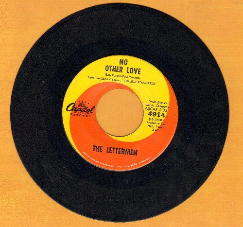 Lettermen - No Other Love/Heartache Oh Heartache - EX8/ - 45 rpm Records