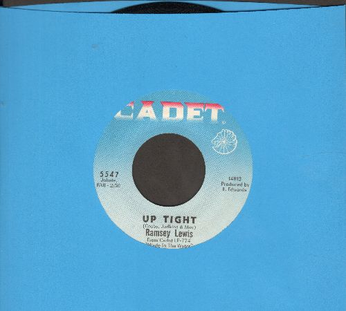 Lewis, Ramsey - Up Tight (Everything Is Alright)/Money In The Pocket - NM9/ - 45 rpm Records