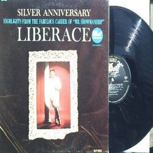 Liberace - Silver Anniversary - Highlights From The Fabulous Career Of