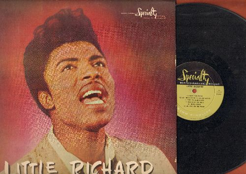 Little Richard - Little Richard: Keep A Knockin', Send Me Some Lovin', Baby Face, The Girl Can't Help It, Good Golly Miss Molly (Vinyl MONO LP record) - VG6/EX8 - LP Records