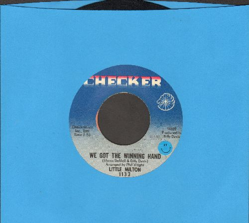 Little Milton - We Got The Winning Hand/Sometimey - VG7/ - 45 rpm Records