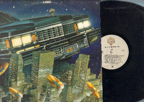Limo - Limo - Classic Rock Sampler, 2 vinyl LP records, gate-fold cover, PROMO Pressing - EX8/EX8 - LP Records