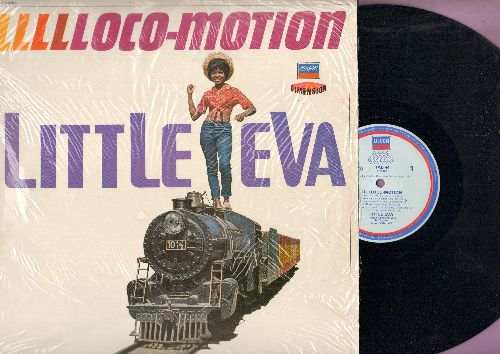 Little Eva - LLLLLOCO-MOTION: Some Kind Of Wonderful, Down Home, I Have A Love, Run To Her, Up On The Roof (RARE British Pressing 1972 re-issue of vintage recordings, NICE condition!) - NM9/NM9 - LP Records