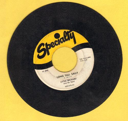 Little Richard - Long Tall Sally/Slippin' And Slidin'  - VG6/ - 45 rpm Records