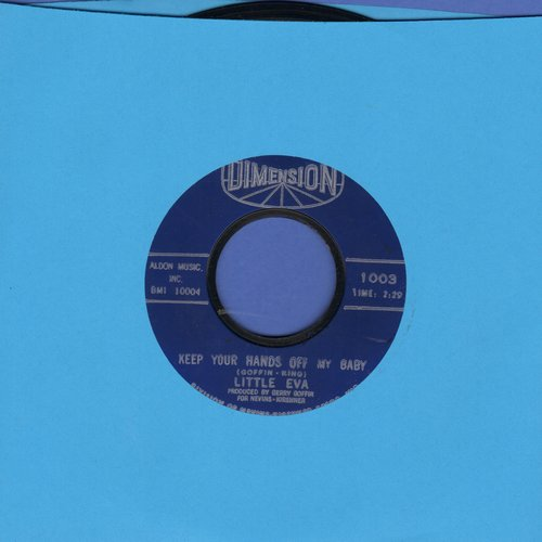 Little Eva - Keep Your Hands Off My Baby/Where Do I Go?  - VG7/ - 45 rpm Records